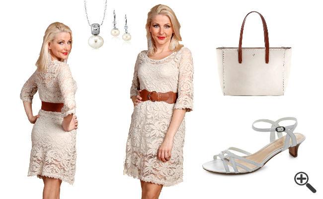 Kleider zur Silberhochzeit Outfit