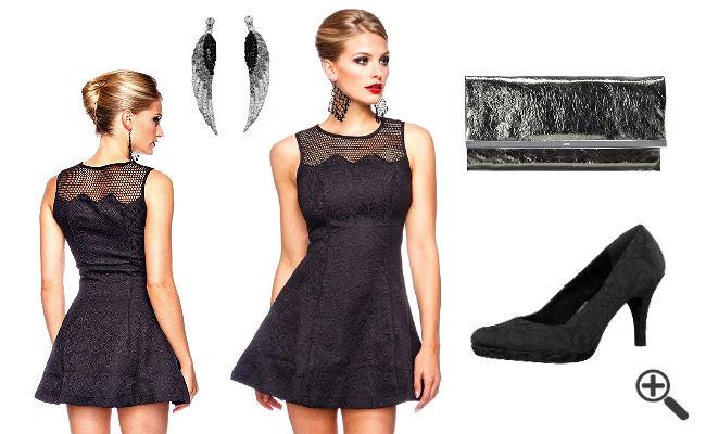 Outfit Ideen Schöne Cocktailkleider 2016