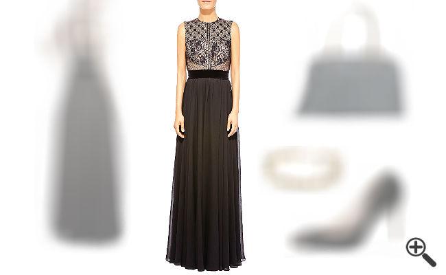 Schöne Abendkleider 2016 Trends