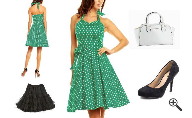 60er Outfit Stil 60er Kleider Petticoat