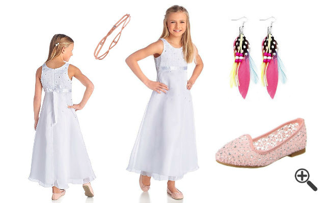 Outfit Ideen für junge Mädchen Festliche Kleider für Mädchen