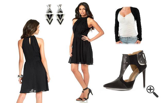 Silvester Outfit Schöne Kleider für Silvester