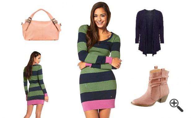 | Winter Outfits Winterkleider Damen Langarm | Kleider ...