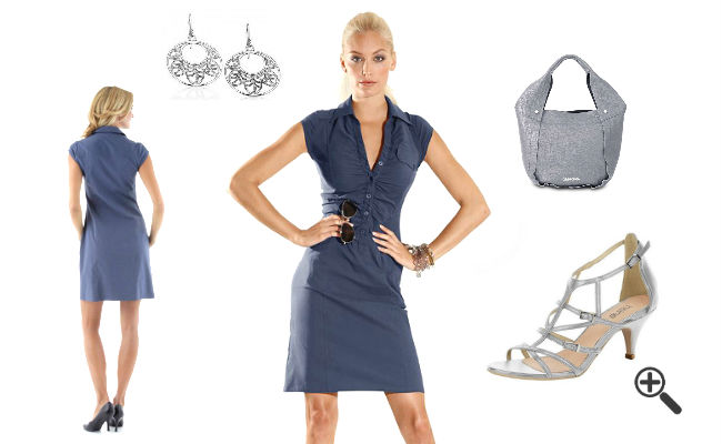 Outfit Ideen Schöne Kleider für große Oberweite