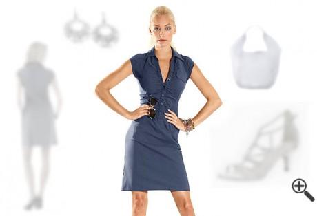 Schöne Kleider für große Oberweite