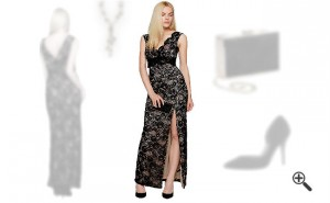 Lange Italienische Abendkleider Online bestellen
