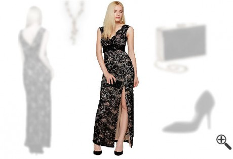 Lange Italienische Abendkleider Online bestellen ist mit diesen italienischen Stil für Elena kein Problem mehr