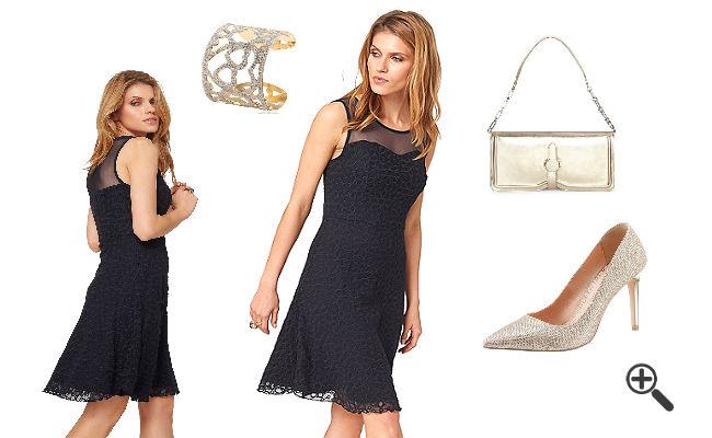 Outfit of the Day Schöne Kleider für Festliche Anlässe