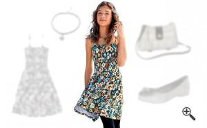 Schöne Kleider zur Einschulung + 3 Outfits zur Einschulung ...