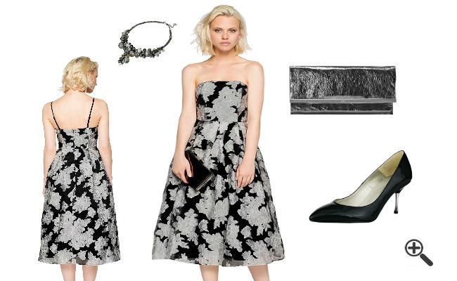 Outfit Ideen Welche vorteilhafte Kleider für breite Hüften Bauch