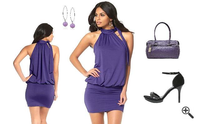 Outfit für kleine Frauen Festliche kleider für kleine Frauen mit Bauch