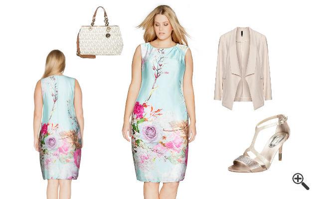 Sommer Outfits 2016 Schöne Sommerkleider XXL
