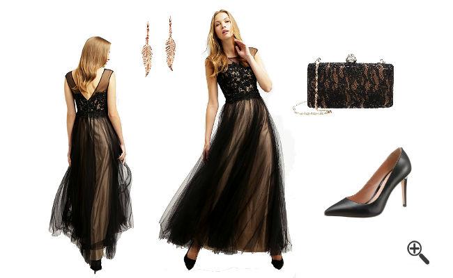 Outfit Ideen Ausgefallene Abendkleider Lang
