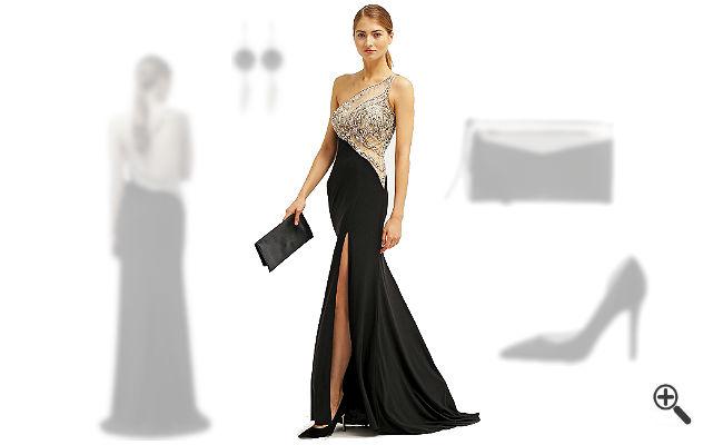 Figurbetonte Kleider Lang schöne Outfits
