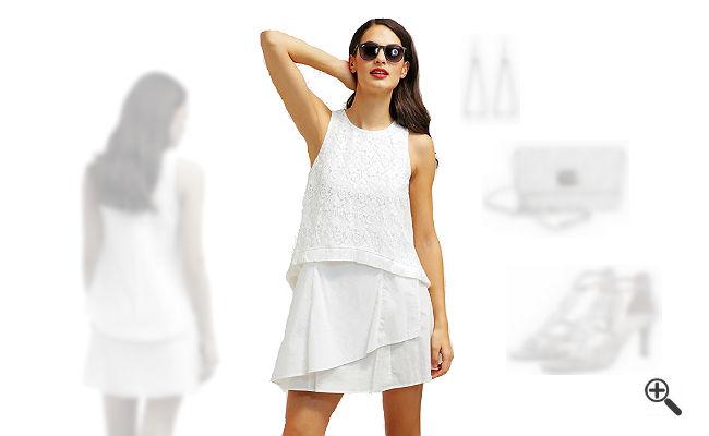 Kleider Empire Stil Outfit Ideen