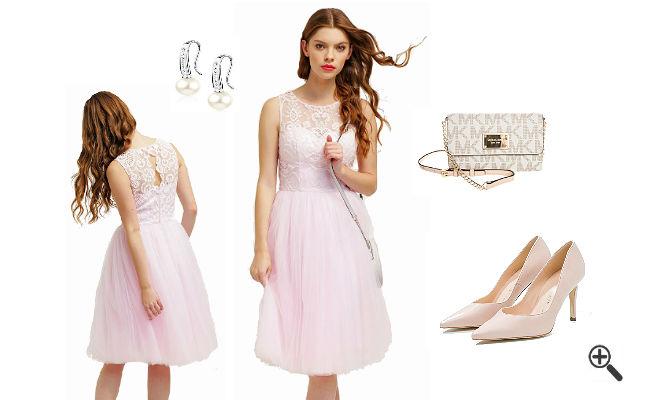 Kleider für Hochzeitsgäste Sommer schicke Outfits