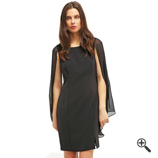 Schwarzes Kleid Kurz