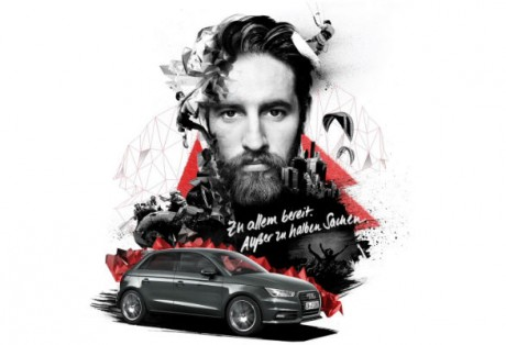 Audi A1 2016 – Alles andere ist Plan B.  (Sponsored)