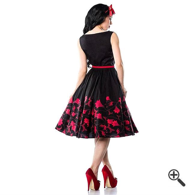Petticoat Kleid 50er Rockabilly