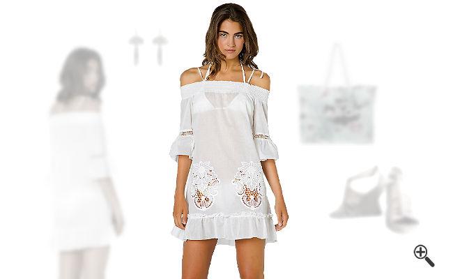 Strandkleider Sommer Outfits
