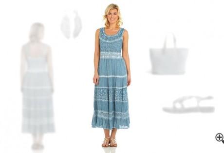 Strandkleider für Mollige Sommer Outfits