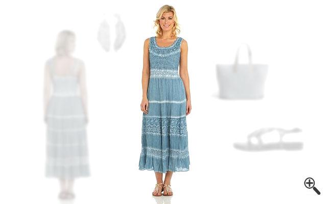 | Strandkleider für Mollige + 3 Sommer Outfits für Lissy ...