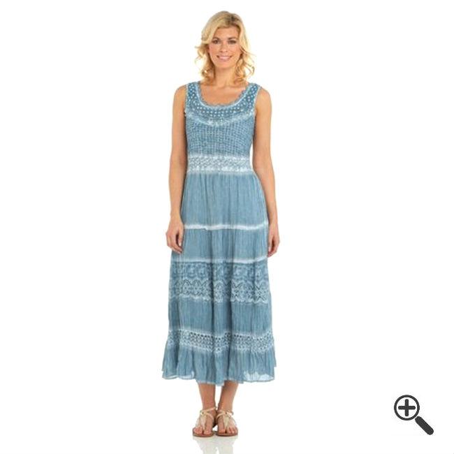 Strandkleider für Mollige + 3 Sommer Outfits für Lissy