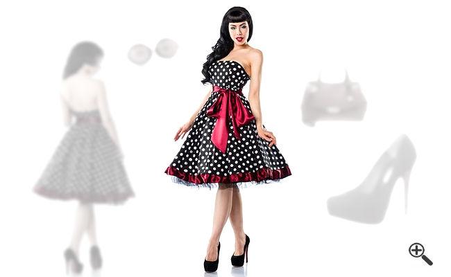 50er Jahre Kleider Vintage Outfit