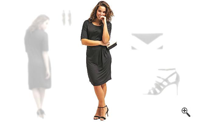 Kleider Größe 48 Outfit Idee
