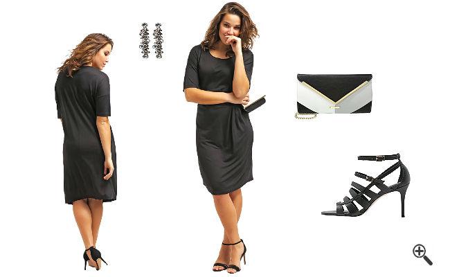 Kleider Größe 48 Outfit Ideen