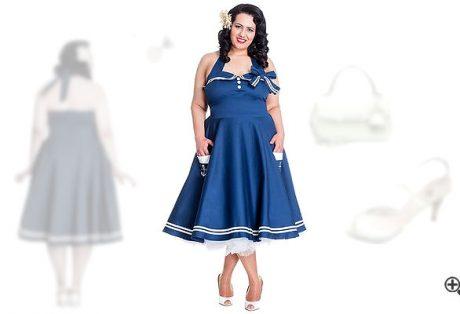 Rockabilly Kleider große Größen 50er Outfits XXL
