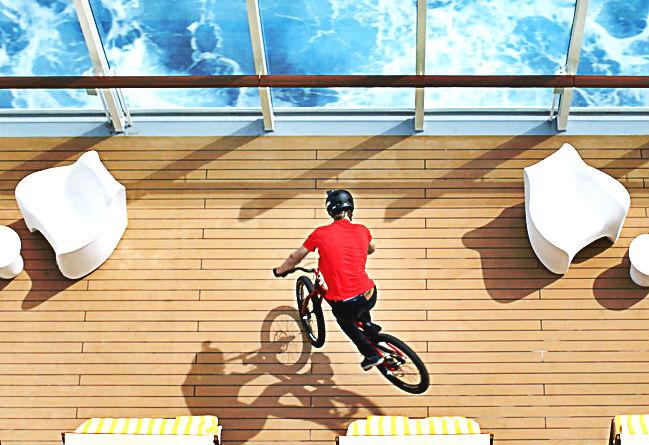 Street Trial Bike Fahrrad